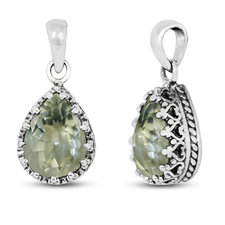 sterling blue and pendant green diamond dbga silver colors amethyst additional information