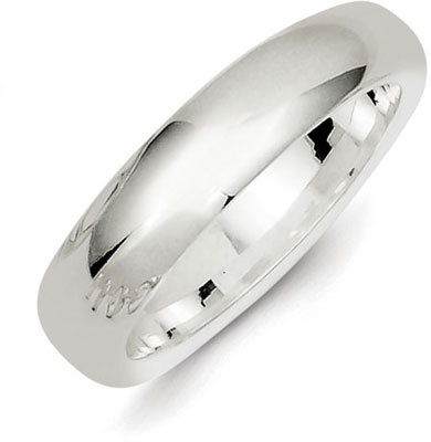 Simple Silver Wedding Bands: Always Stylish and Affordable on Any Budget