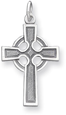 Celtic Cross Pendant in .925 Sterling Silver