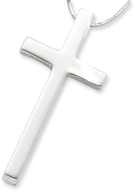 Sterling Silver Cross Necklaces: Affordable Statements of Faith for Every Taste!