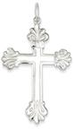 Royal King's Cross Pendant, Sterling Silver
