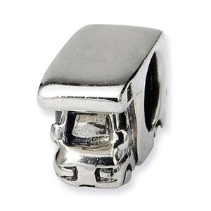 Sterling Silver RV Camper Bead