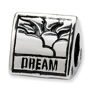 .925 Sterling Silver Inspiration Trilogy Bead