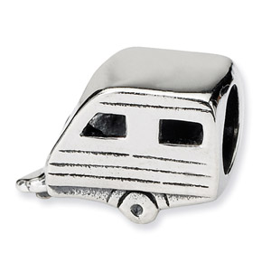Sterling Silver Trailer Bead