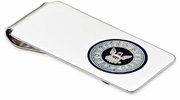 U.S. Navy Money Clip in Sterling Silver