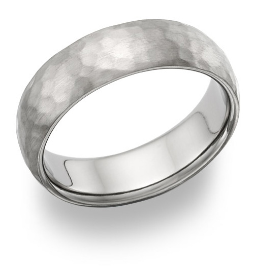 Titanium Wedding Bands Made in the U.S.A