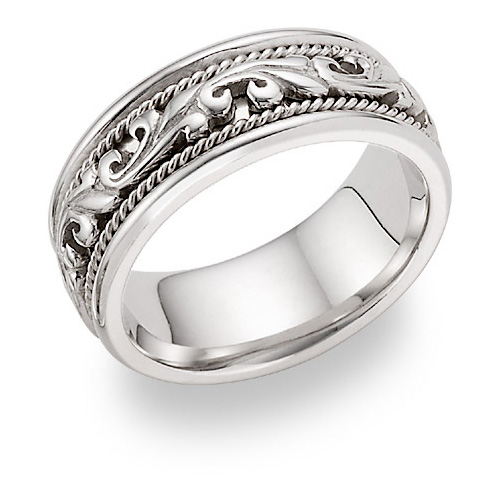 Trending Vintage Wedding Bands for 2019