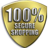Safe Shopping Guarantee with Verisign SSL Encryped Technology (SSL) and a strict Privacy Policy that maintains a high level of security!