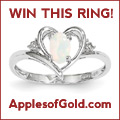 Win this Opal Gemstone Ring!