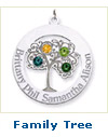 Family Tree Jewelry