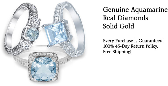 featured aquamarine rings