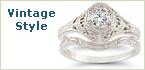 Vintage Style Rings