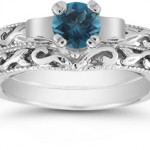 Blue Diamonds are a Girl's Next Best Friend!
