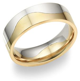 contemporary wedding bands - Wedding Band Ring