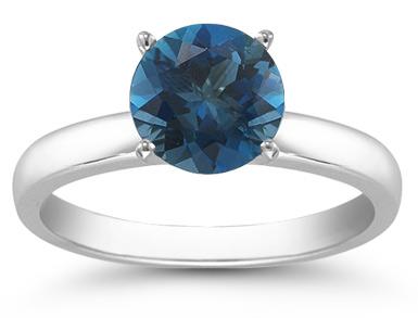 Topaz gemstone jewelry color guide