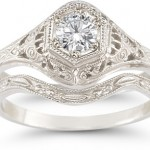 Vintage Wedding Rings: A Piece of the Past, Promise of the Future