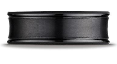 black titanium wedding band benchmark
