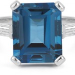 What is London Blue Topaz Jewelry?