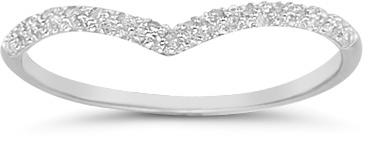 diamond ring wrap white gold