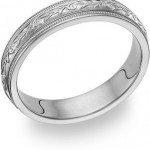 Platinum Wedding Bands for Her