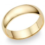 Plain, Classic, Simple Wedding Bands