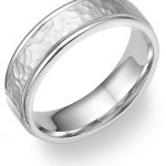 Durability of the Hammered Wedding Band Ring