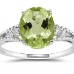 August Birthstone: Peridot Jewelry and Rings