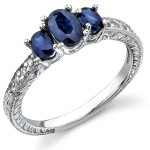 September Birthstone: Sapphire Jewelry and Rings