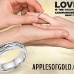 Braided Wedding Bands: Symbolizing the Greatest Commandment—and Gift—of All!