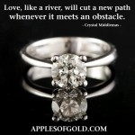 Perfectly-cut Solitaire Rings for Love that Finds a Way