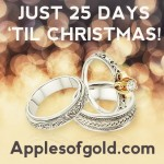 "Hopeful Wedding Jewelry and the Story of ""I Heard the Bells on Christmas Day"""