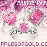 Pink Topaz Rings: A Bright Trend for a Gray Winter