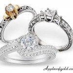 Stunning Engagement Rings for Christmas Proposals