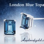 Dark London Blue Topaz Jewelry for the Longest Night of the Year