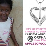 Buy a Cross Necklace and 20% Goes to Care For African Kids!
