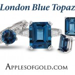 London Blue Topaz Jewelry: Rich Color for Winter