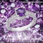 Amethyst Rings: Suited for Royalty … and for You!