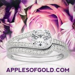 Diamond Bridal Sets: Four Ways they Represent Lasting Love