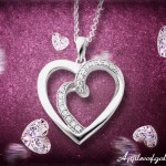 Romantic Sterling Silver Necklaces: Three Great Picks at $65 or Less