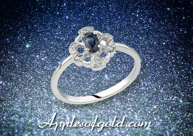 02-07-2013 heart cross sapphire ring