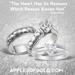 Heart Wedding Jewelry for your Lifetime Love