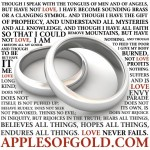 Simple Wedding Band Sets: Symbols of Love that Never Fails