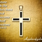 Men's Crosses that Represent the Cornerstone of Your Faith