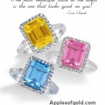 Choosing Gemstone Jewelry that Flatters