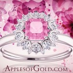 Don't Miss Asscher-Cut Gemstone Rings!