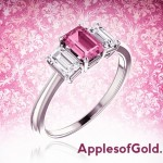 Unique Emerald-cut Gemstone Rings: Timeless Shapes Meet Surprising Color