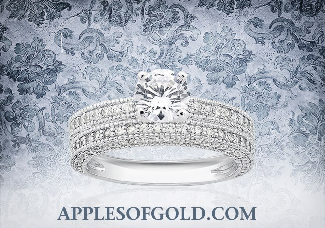 Diamond Bridal Sets: Three Ways These Pairs Symbolize True Love
