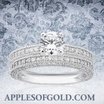 Vintage Diamond Bridal Sets to Celebrate Ageless Love