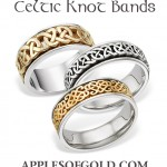 Celtic Wedding Rings: Designs Inspired by the Homeland of St. Patrick