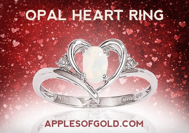 04-11-2013 opal heart ring